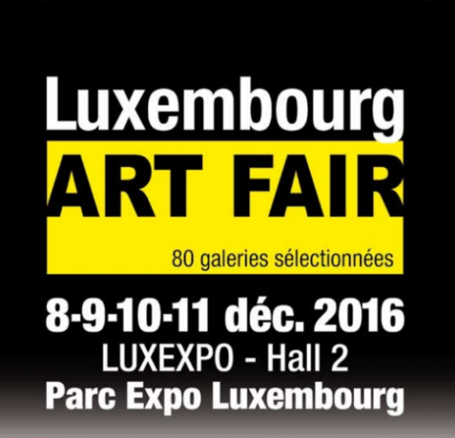 LUXEMBURG ART FAIR 8-9-10-11.12.2016.
